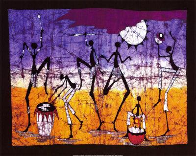 Zusammenkunft in der Kalahari I
