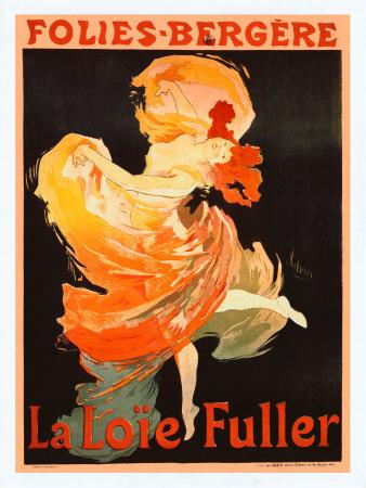 Folies-Bergère: La Loie Fuller