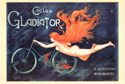 Cycles Gladiator Posters