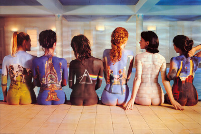 Pink Floyd - Back Catalogue Giant Poster