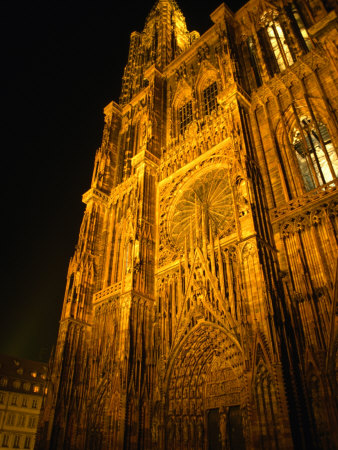 Strasbourg's Cathedrale of Notre ...