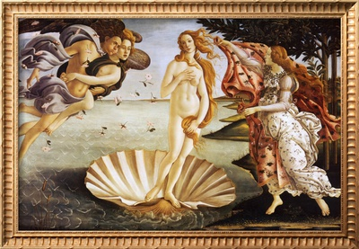 The Birth of Venus, c.1485