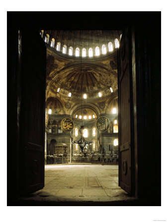 Hagia Sophia, Church and Mosque, Now Museum