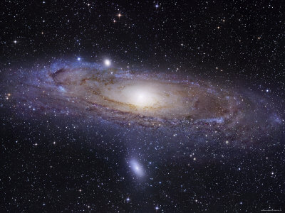 The Andromeda Galaxy, M31