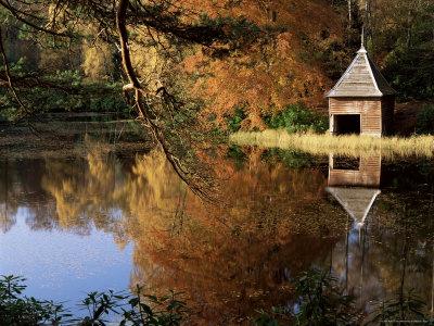 Loch Dunmore, Near Pitlochry, Perthshire, Highland Region, Scotland, United Kingdom