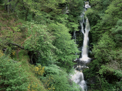 The Black Spout, Pitlochry, Perthshire, Scotland, United Kingdom