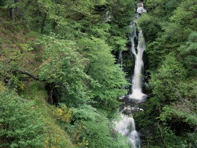 The Black Spout, Pitlochry, Perthshire, Scotland, United Kingdom