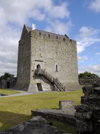 Athenry Castle, County Galway ...