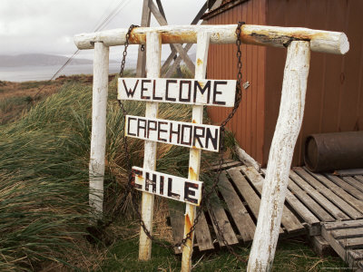 Welcome to Cape Horn.