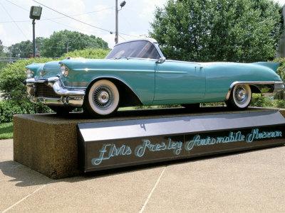 Classic Car, Graceland, Mamphis ...