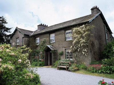 Hill Top, Home of Beatrix Potter, Near Sawrey, Ambleside, Lake District, Cumbria