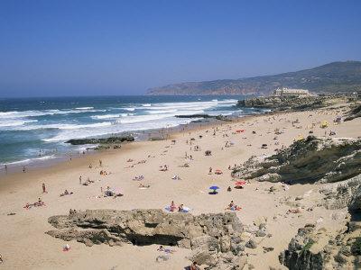 Guincho Beach, Cascais, Portugal