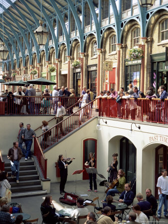 Covent Garden, London, England ...