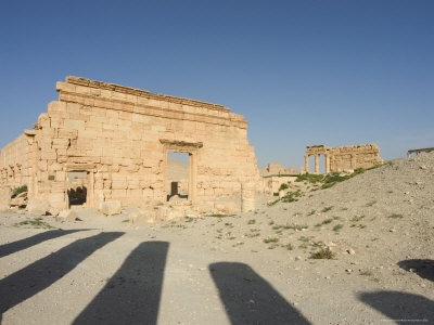 Archaelogical Ruins, Palmyra, Unesco World Heritage Site, Syria, Middle East