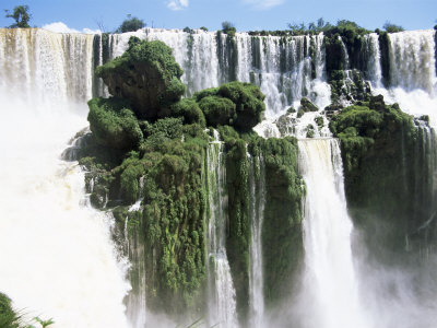 Iguassu Falls, Iguazu National ...