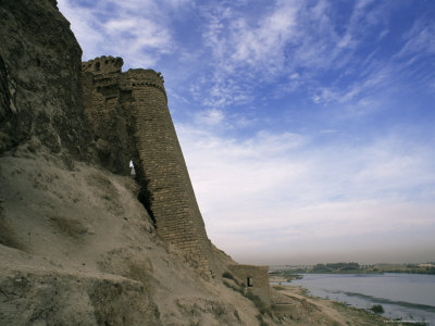 Nur El Din Castle, Mosul, Iraq, Middle East