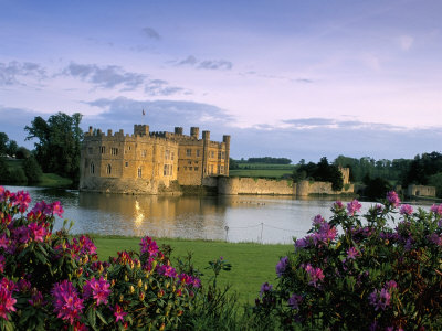 Leeds Castle, Kent, England, United Kingdom