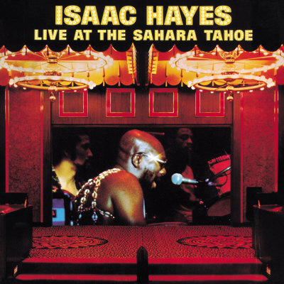 Isaac Hayes - Live at the Sahara Tahoe Premium Poster