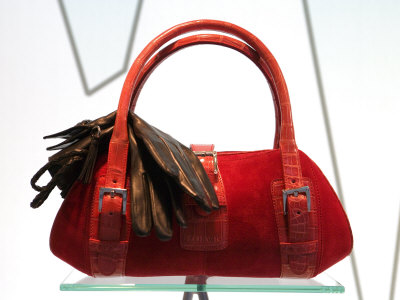 Bag with Gloves in Boutique on ...