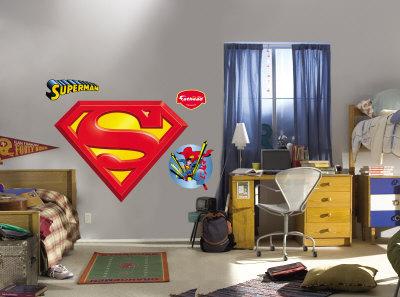 Superman Logo -Fathead