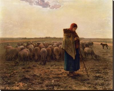 La Bergere, c.1814-1875