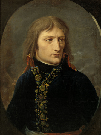 Napoleon Bonaparte as General, c.1796