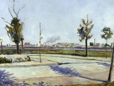 Road to Gennevilliers, c.1883