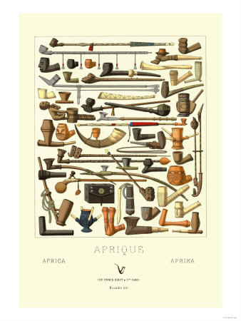 Afrique: Various Pipes