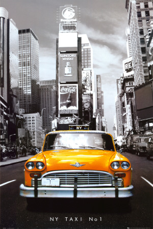New York Taxi No. 1,