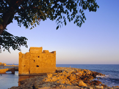The Castle, Paphos, Cyprus, Europe