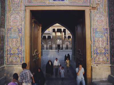 Al Kadhimain Mosque, 1515, Baghdad, Iraq, Middle East