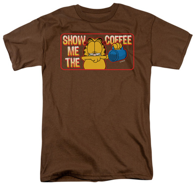 Garfield - Show Me the Coffee