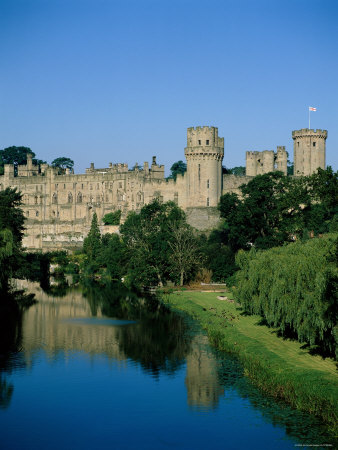 Warwick Castle, Warwick, Warwickshire, England