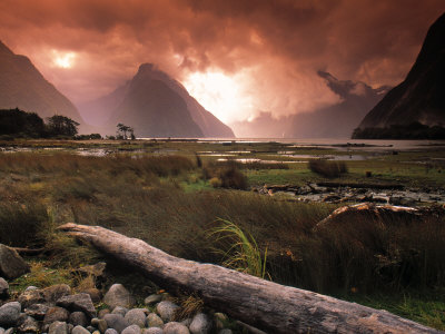 Milford Sound, Fiordland, South Island, New Zealand