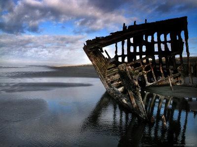 Shipwreck at Dawn