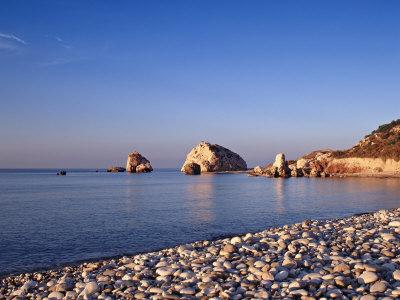 Aphodite's Rock, Cyprus