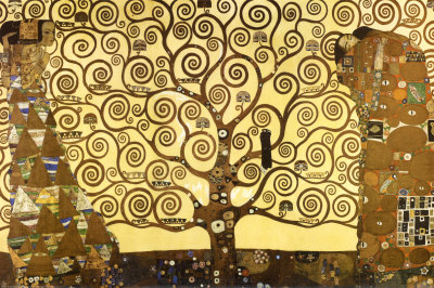 The Tree of Life,Gustav  Klimt