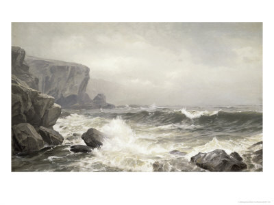 Crashing Surf, c.1902