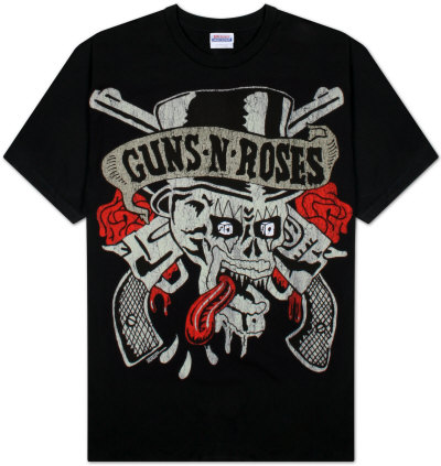 Buy Guns N Roses - Tongue Skull at AllPosters.com