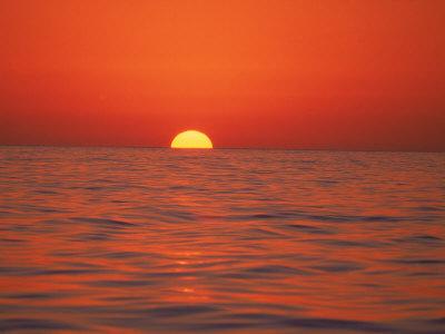 Sunset, Cabo San Lucas, Baja ...