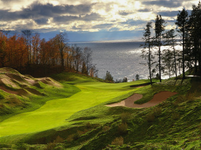 Arcadia Bluffs, Golf Course