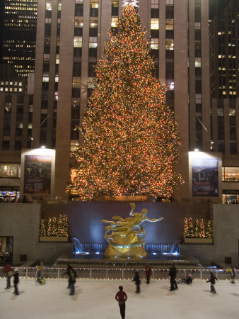 Rockefeller Center and the Famous ...