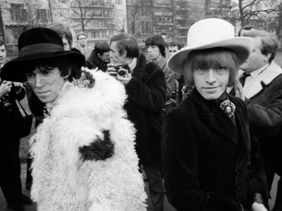 Rolling Stones Brian Jones Keith Richards