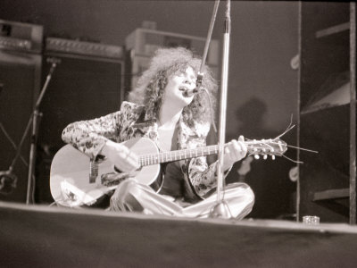 Marc Bolan in Concert at the Empire ...