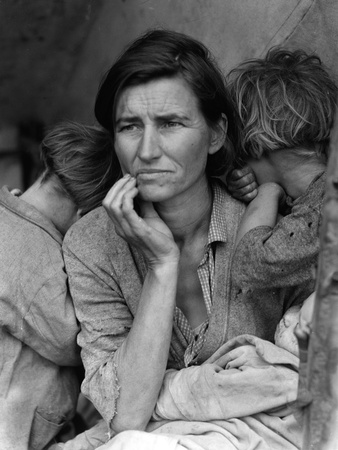 Migrant Mother, 1936
