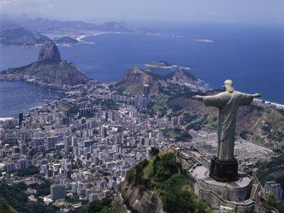 Christ the Redeemer Statue Rio de ...
