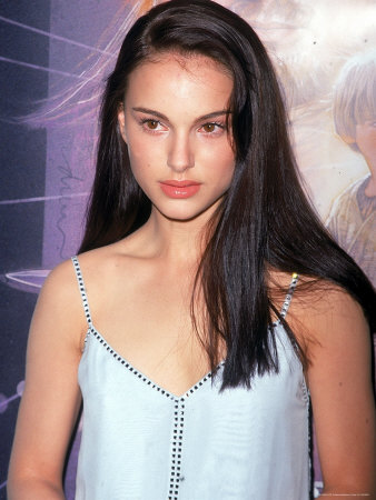"Buy Actress Natalie Portman at Film Premiere of Her ""Star Wars Episode I: the Phantom Menace"" from Allposters"