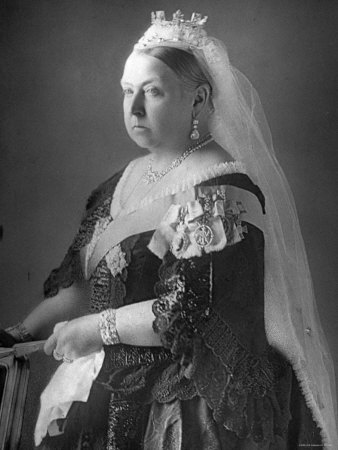 Photo Of Queen Victoria at Her Diamond Jubilee