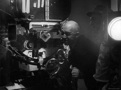 Otto Preminger Behind a Camera ...