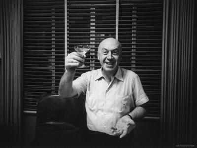 Otto Preminger Raising Champagne ...